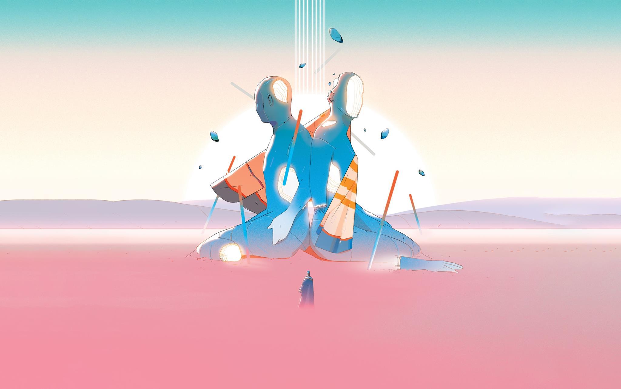 La Dispute annonce son nouvel album avec un clip animé