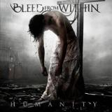 chronique Bleed From Within - Humanity