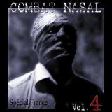chronique Compilation - Combat Nasal vol.4