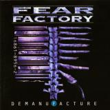 chronique Fear Factory - Demanufacture