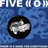 Five ((o)) - There is a name for everything