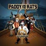 Paddy and the Rats - Rats on board