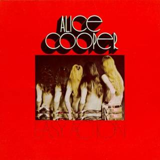Alice Cooper - Easy Action  (chronique)