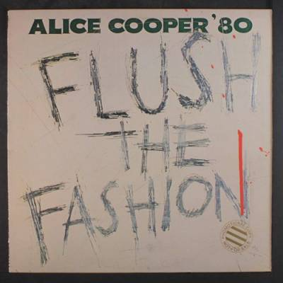 Alice Cooper - Flush The Fashion (chronique)