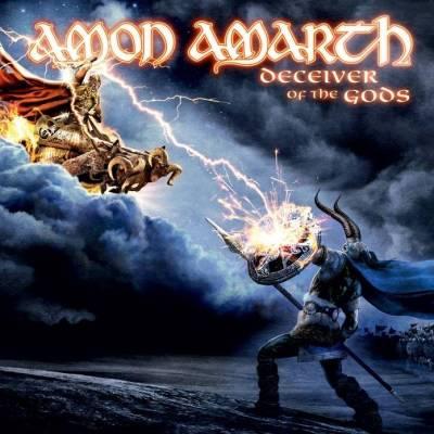 Amon Amarth - Deceiver Of The Gods (chronique)
