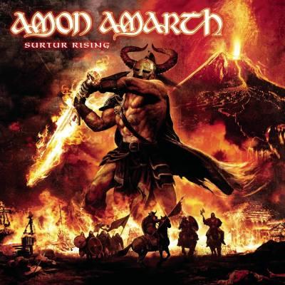 Amon Amarth - Surtur Rising (chronique)