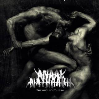 Anaal Nathrakh - The Whole Of The Law (chronique)