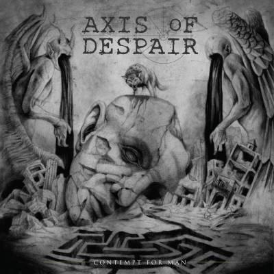 Axis Of Despair - Contempt Of Man (Chronique)