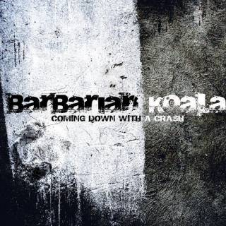 Barbarian Koala - Coming down with a crash