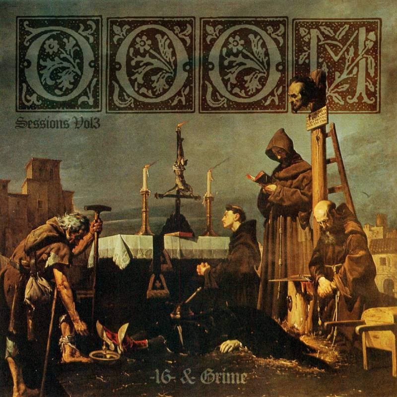 chronique Grime + -(16)- - Doom Sessions Vol.3