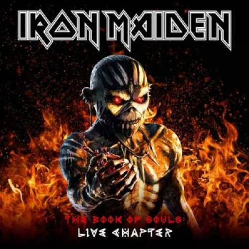 chronique Iron Maiden - The Book Of Souls : Live Chapter