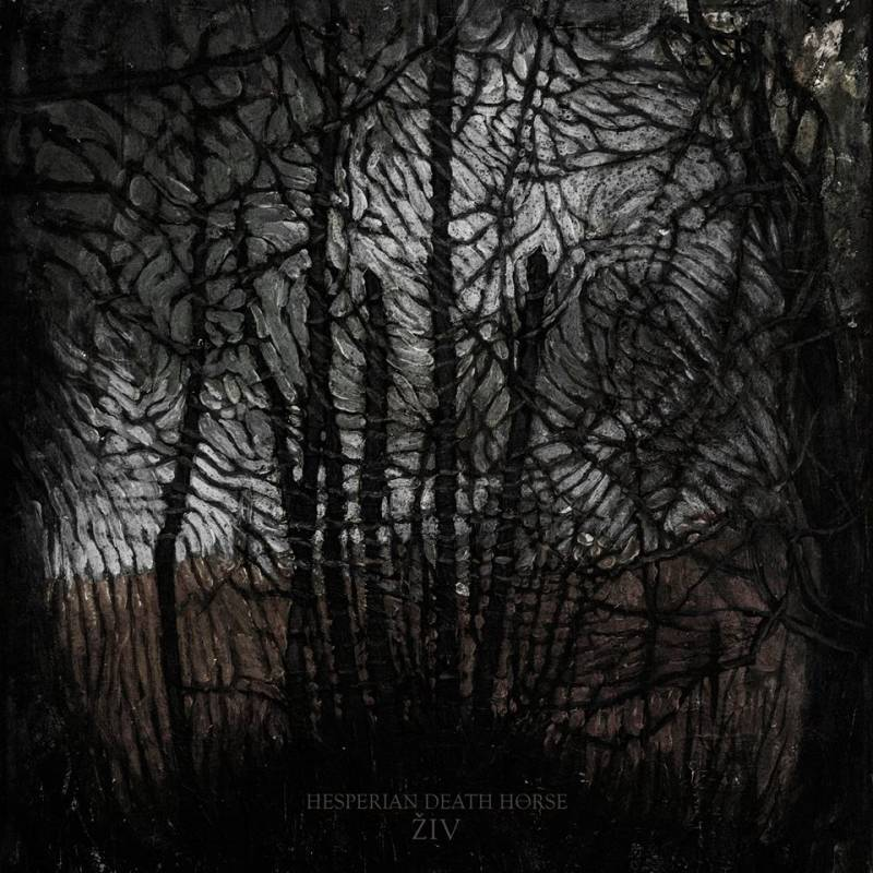 chronique Hesperian Death Horse - Živ