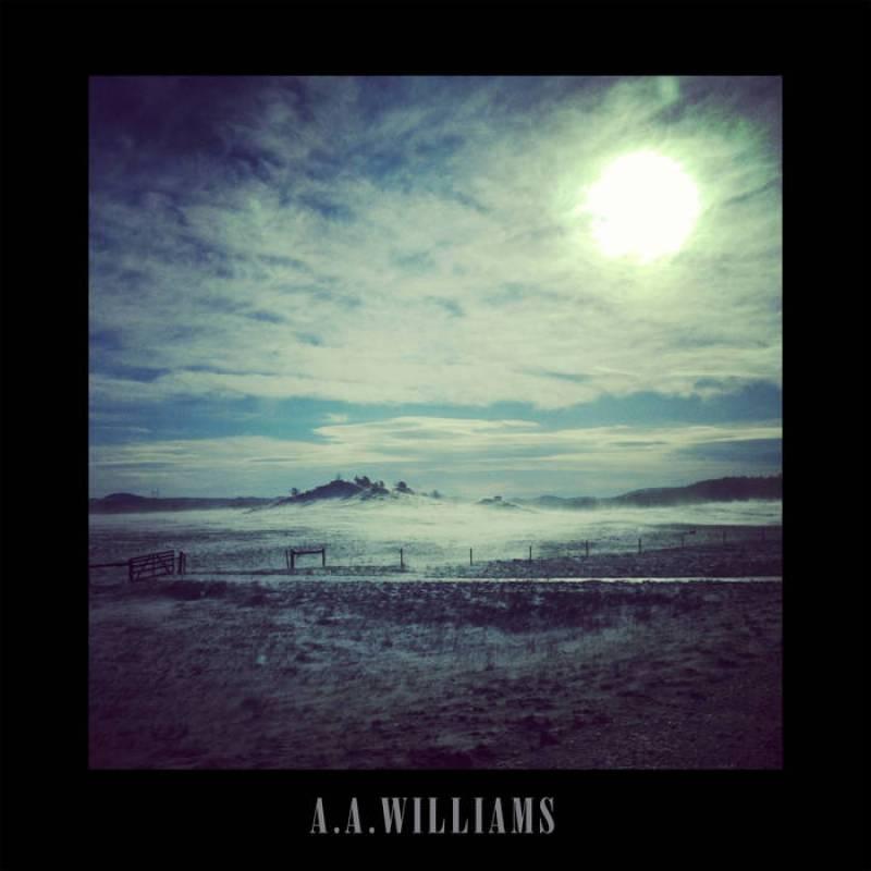 chronique A.a Williams - S/T