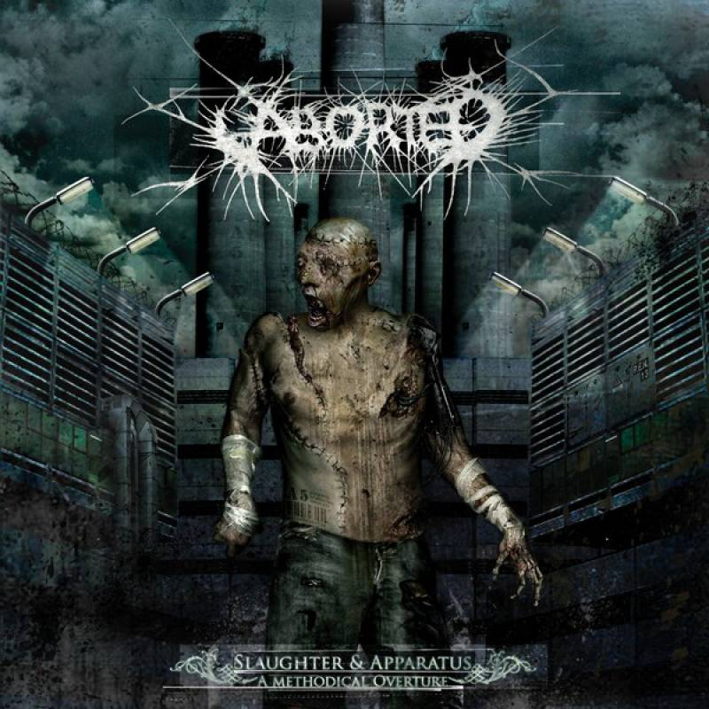 chronique Aborted - Slaughter & apparatus: a methodical overture