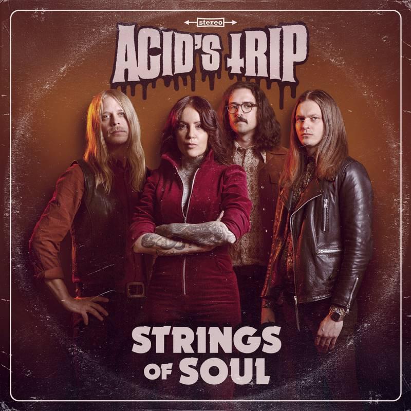 chronique Acid's Trip - Strings of Soul
