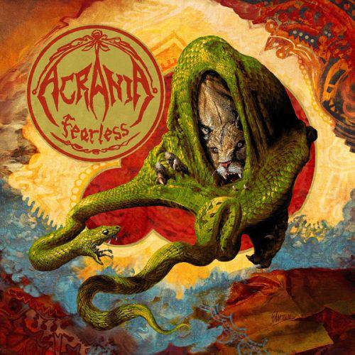 chronique Acrania - Fearless
