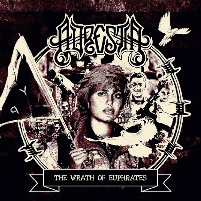 chronique Adrestia - The Wrath Of Euphrates