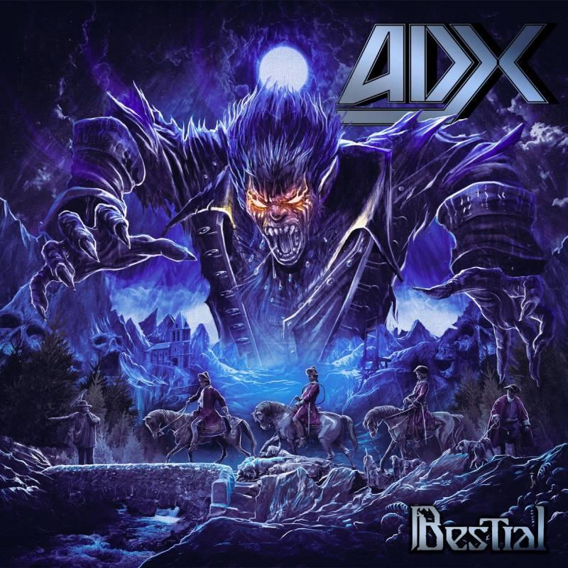 chronique Adx - Bestial