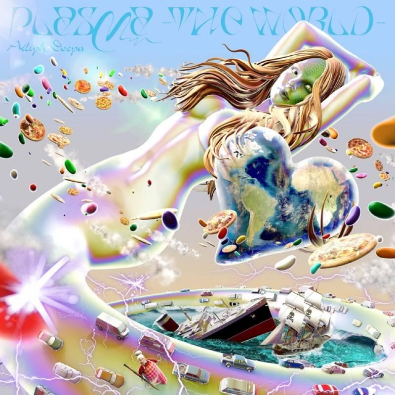 chronique Ailiph Doepa - Plasma 〜The World〜