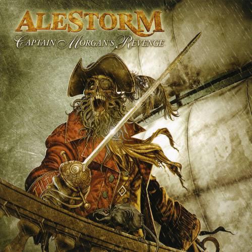 chronique Alestorm - Captain Morgan's Revenge