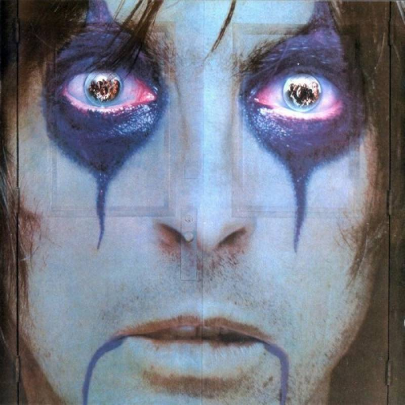 chronique Alice Cooper - From The Inside