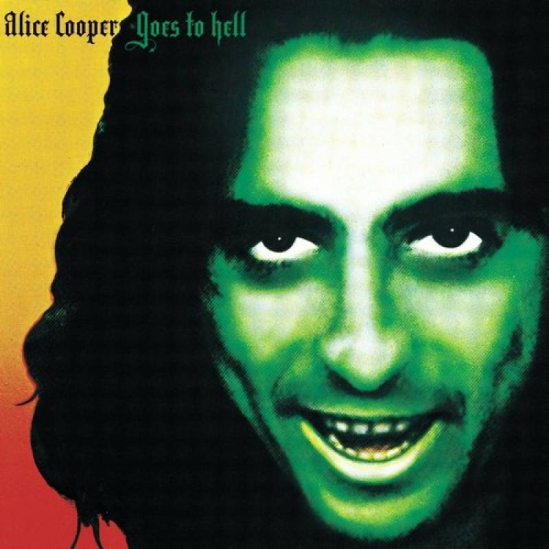 chronique Alice Cooper - Goes To Hell