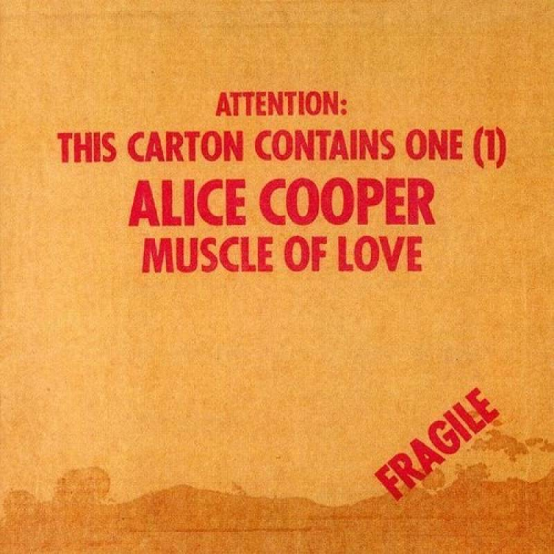 chronique Alice Cooper - Muscle Of Love