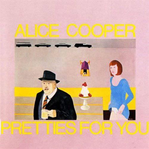chronique Alice Cooper - Pretties For You
