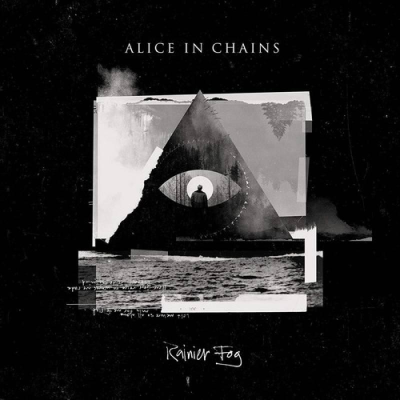 chronique Alice In Chains - Rainier Fog