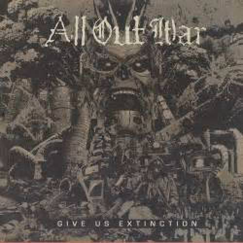 chronique All Out War - Give Us Extinction