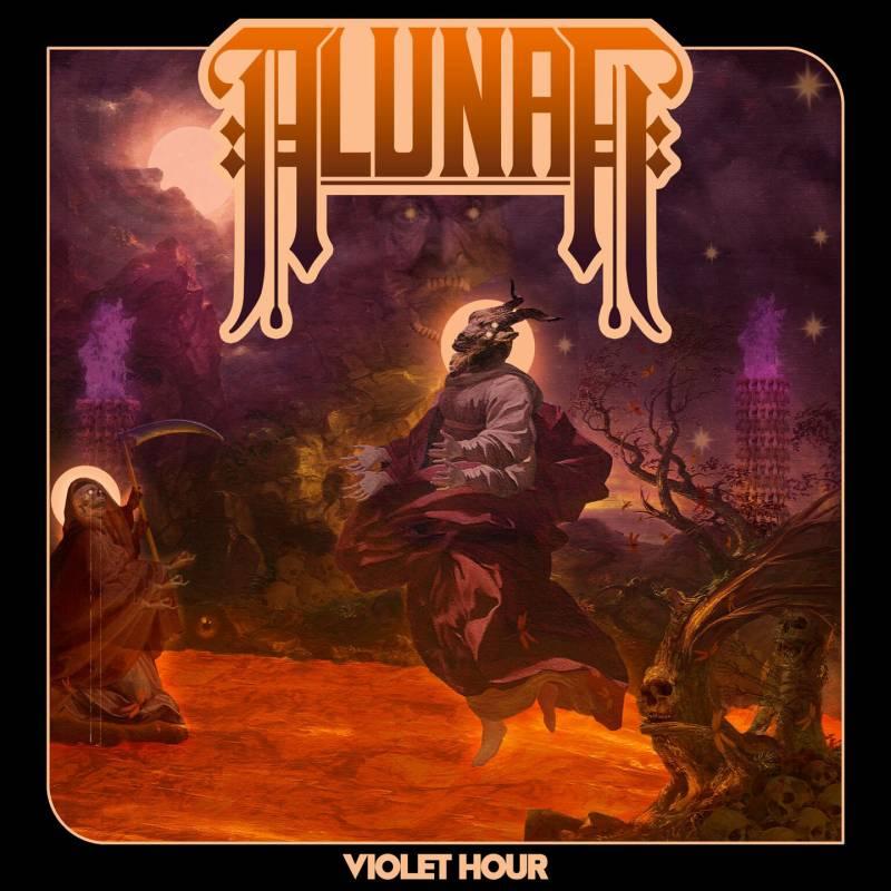 chronique Alunah - Violet Hour
