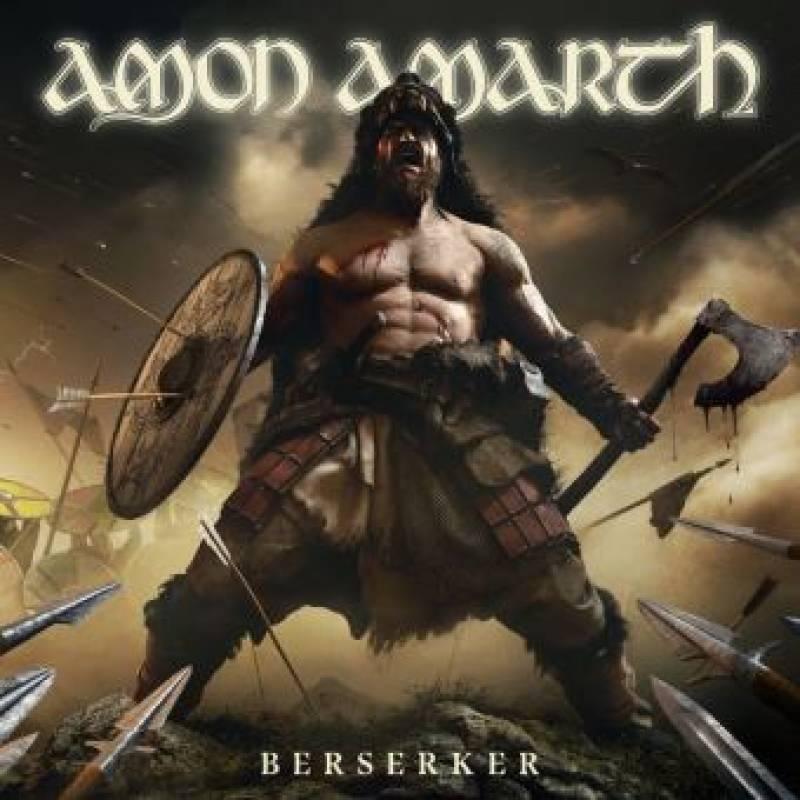 chronique Amon Amarth - Berserker