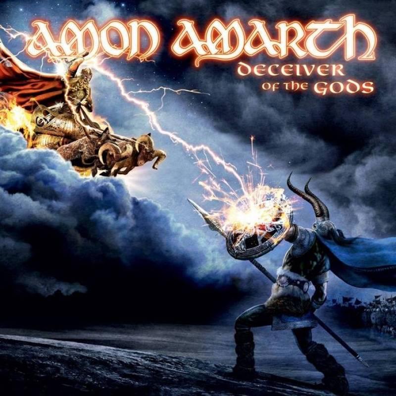 chronique Amon Amarth - Deceiver Of The Gods