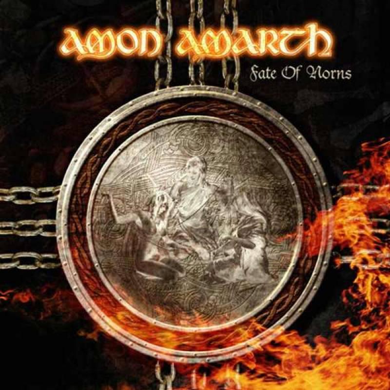 chronique Amon Amarth - Fate of Norns