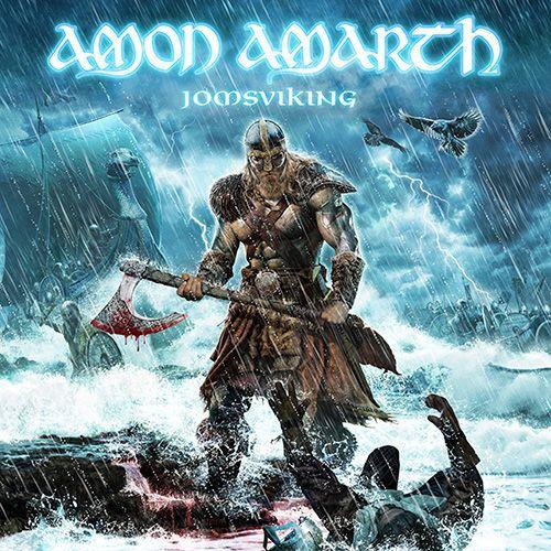 chronique Amon Amarth - Jomsviking