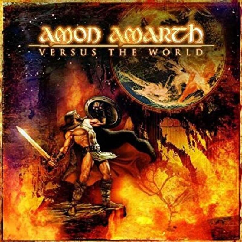chronique Amon Amarth - Versus The World
