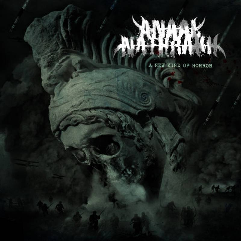 chronique Anaal Nathrakh - A New Kind Of Horror