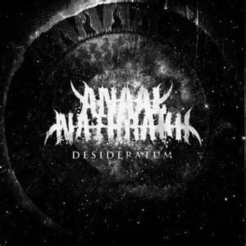 chronique Anaal Nathrakh - Desideratum