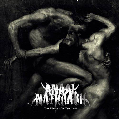 chronique Anaal Nathrakh - The Whole Of The Law