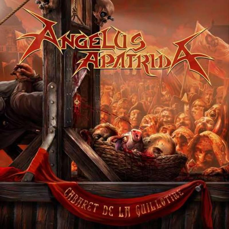 chronique Angelus Apatrida - Cabaret de la Guillotine