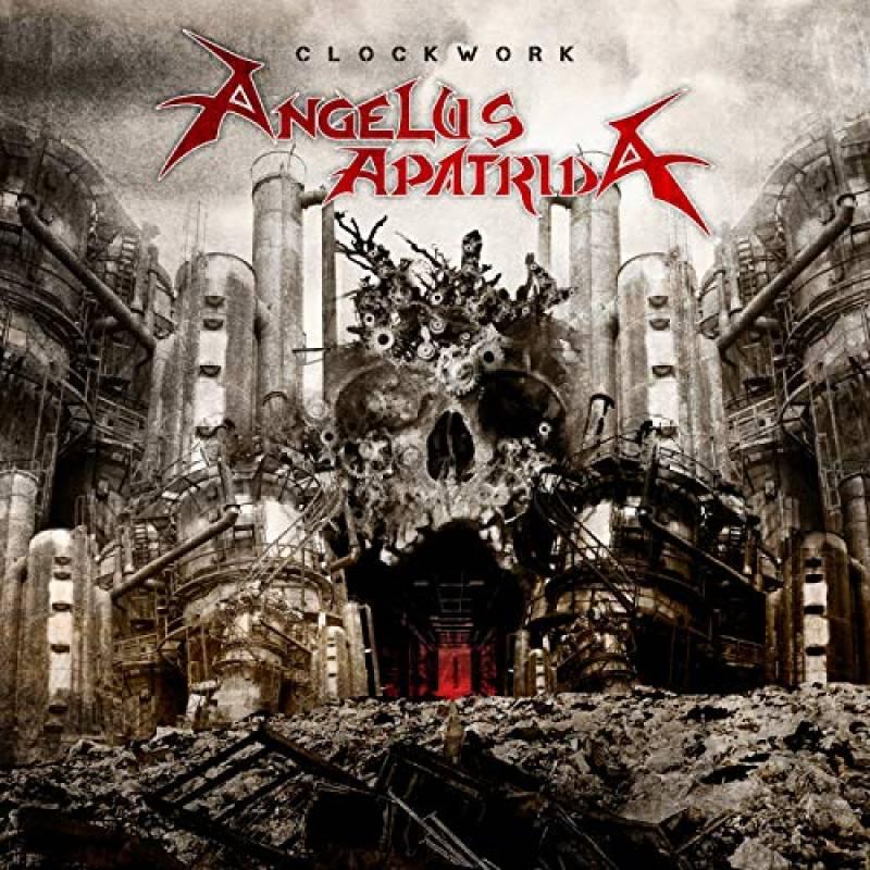 chronique Angelus Apatrida - Clockwork