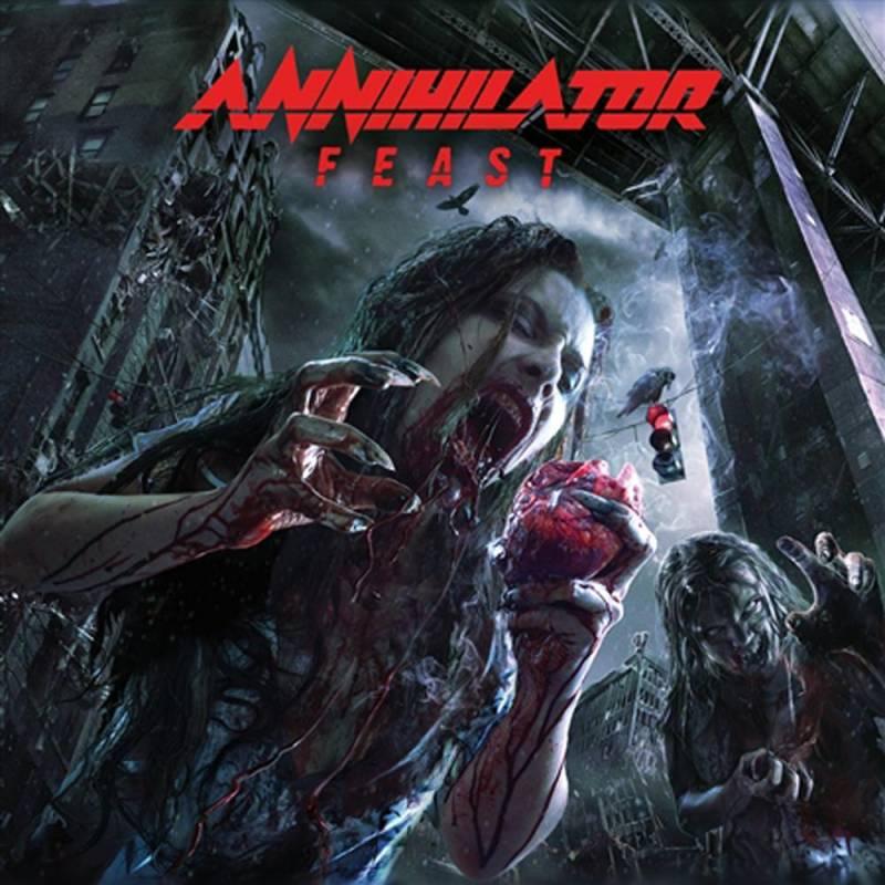 chronique Annihilator - Feast