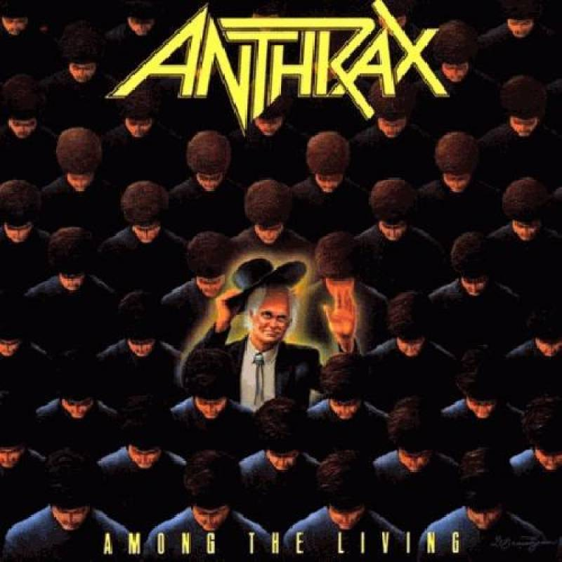 chronique Anthrax - Among the Living