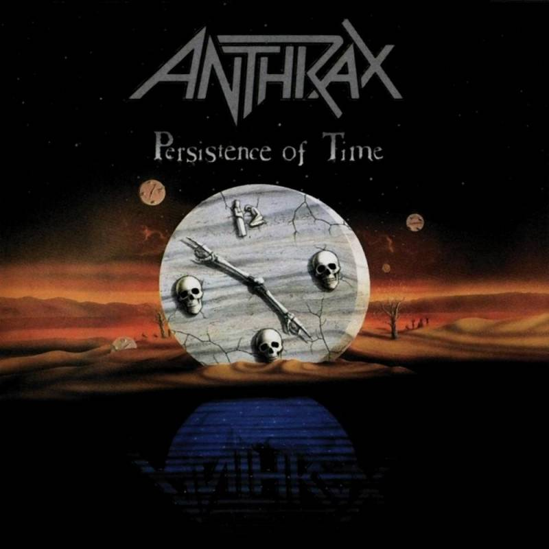 chronique Anthrax - Persistence of Time