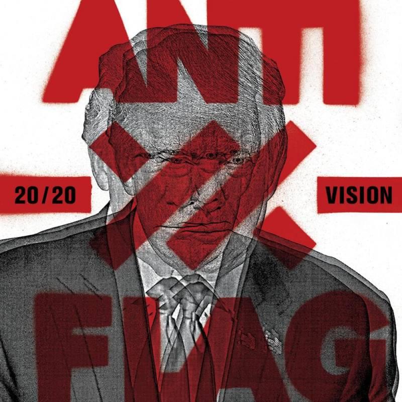 chronique Anti-Flag - 20/20 Vision