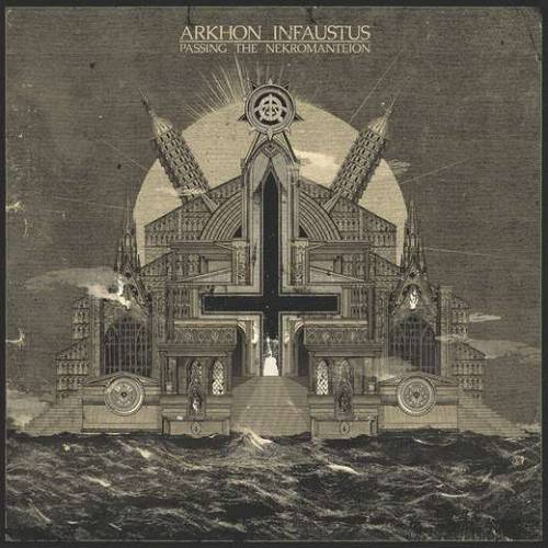 chronique Arkhon Infaustus - Passing the Nekromanteion