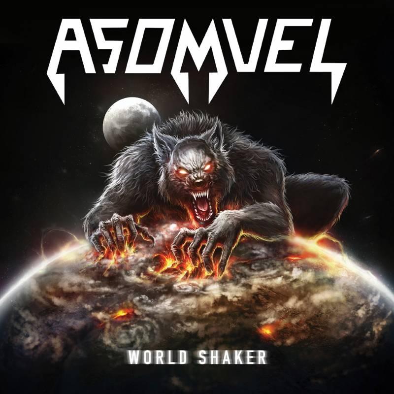 chronique Asomvel - World Shaker