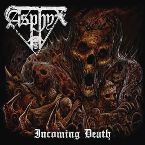 chronique Asphyx - Incoming Death