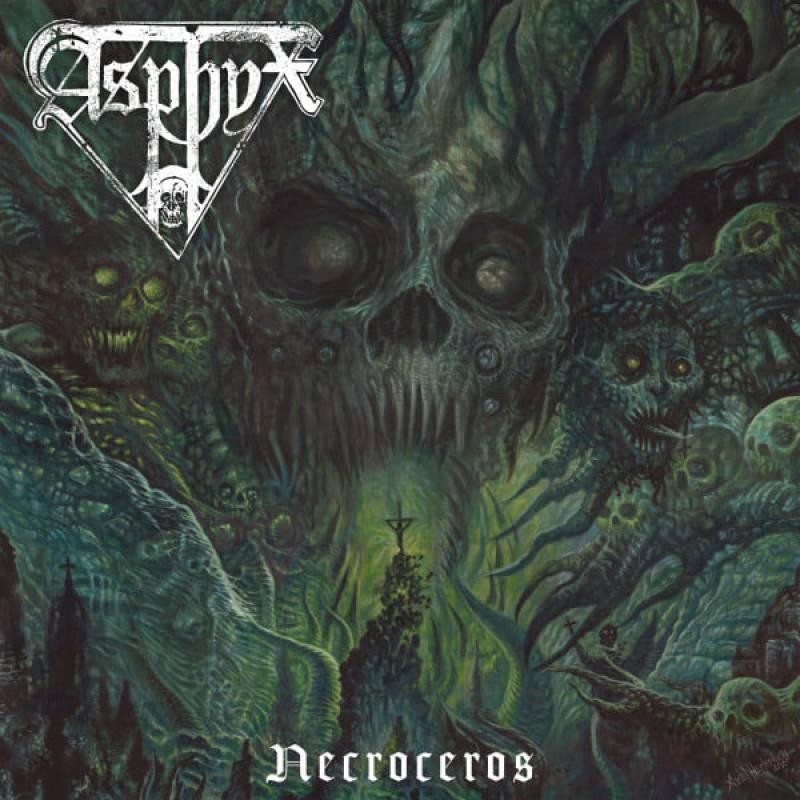 chronique Asphyx - Necroceros