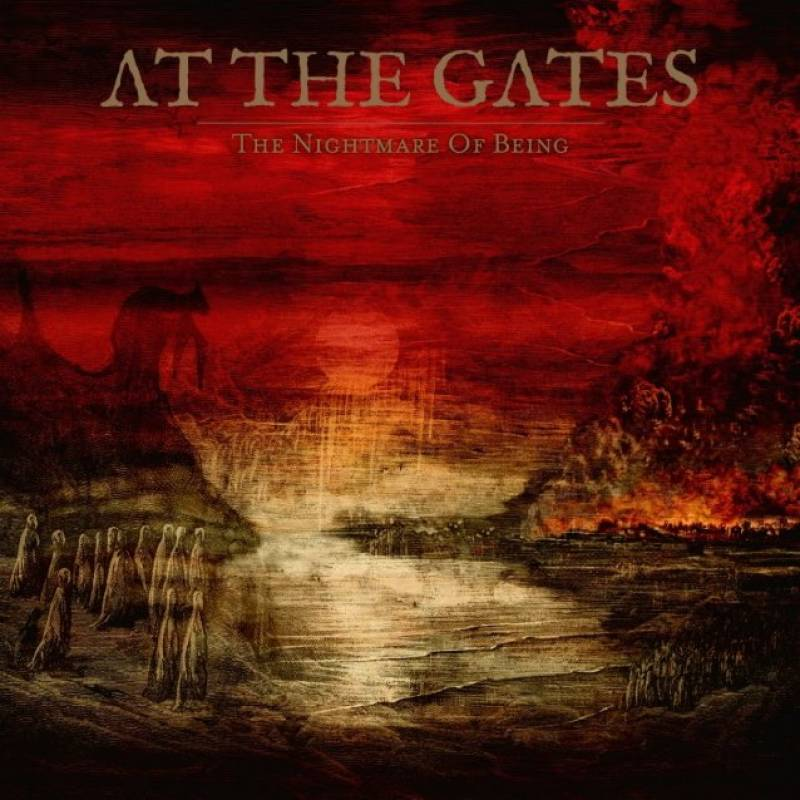 chronique At The Gates - The Nightmare of Being
